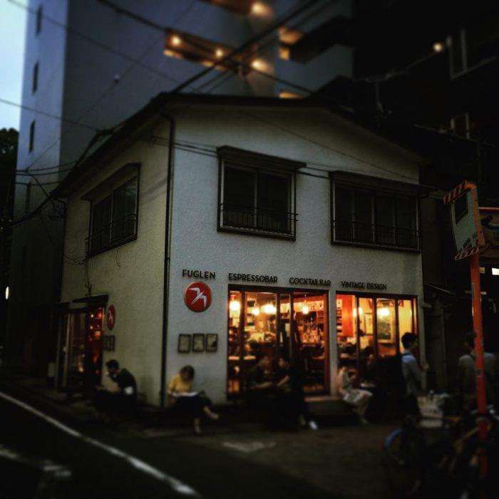 FUGLEN TOKYO @ 富ヶ谷