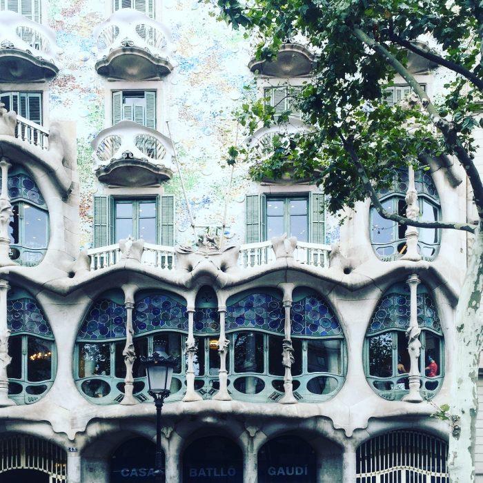 Casa Batlló @ バルセロナ