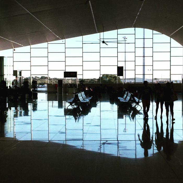 メノルカ空港 @ メノルカ