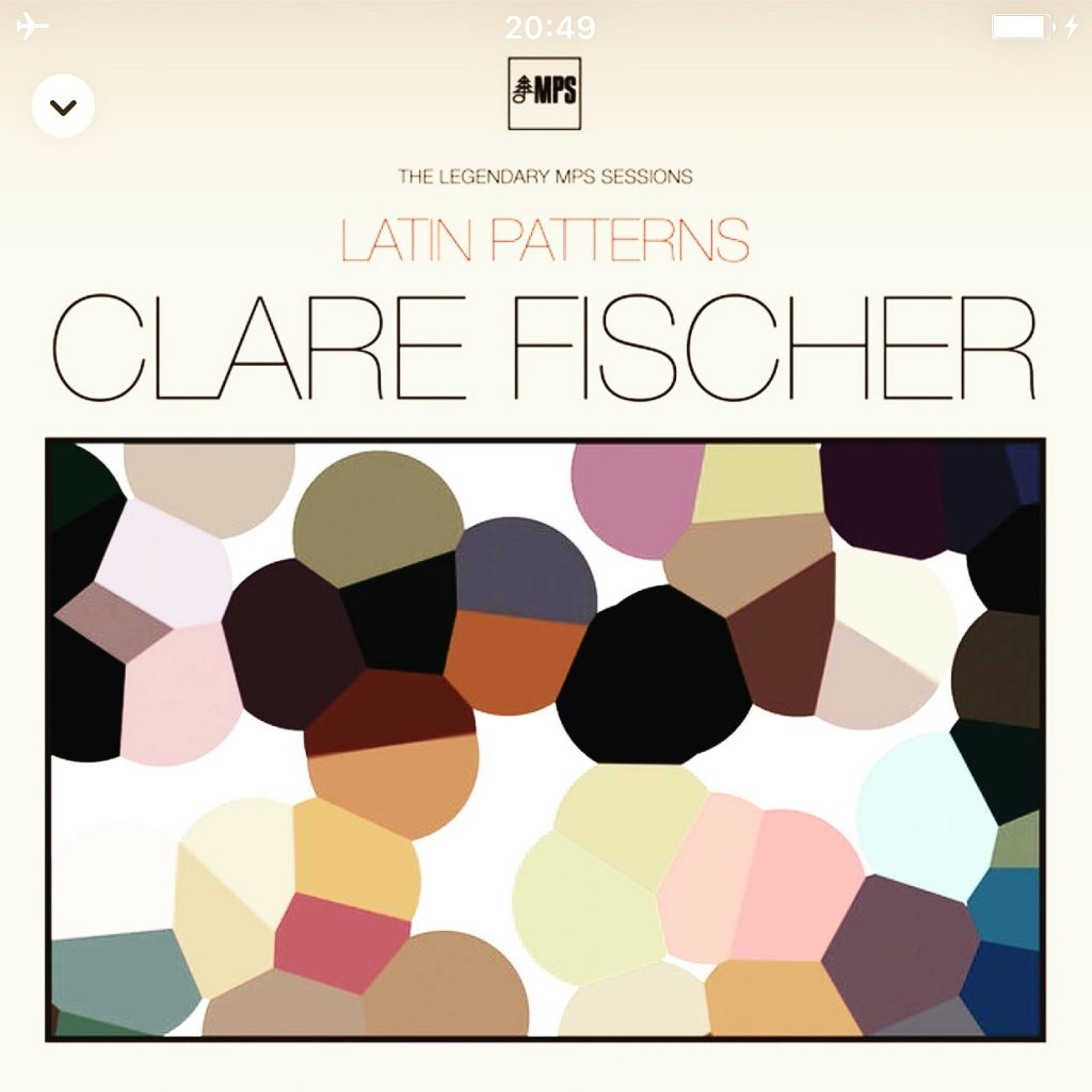 Clare Fischer / Latin Patterns – The Legendary MPS Sessions(Motor Music 1999)