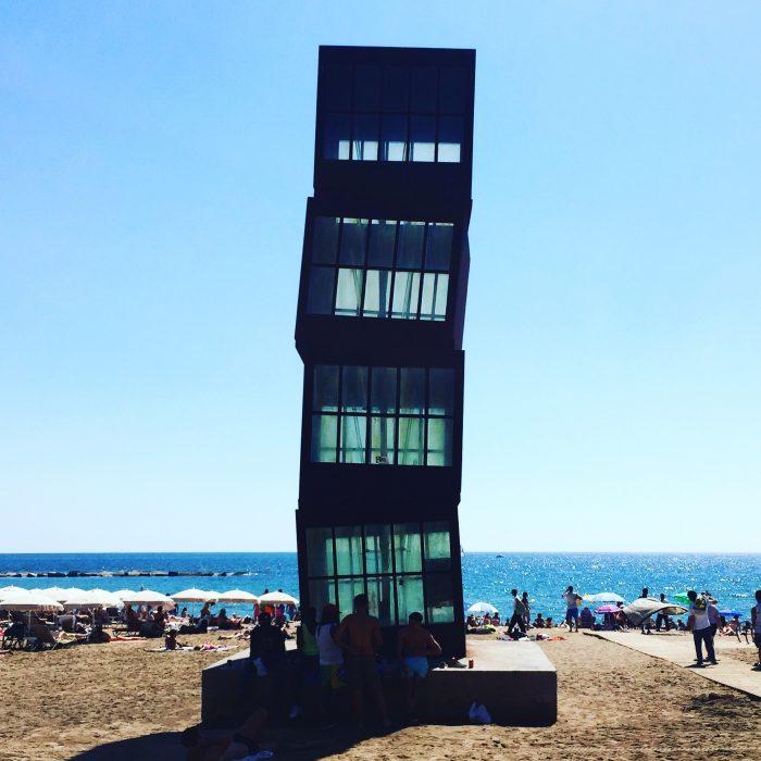 La Barceloneta @ バルセロナ