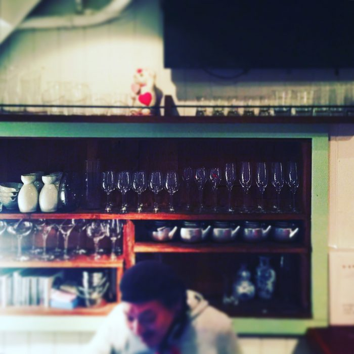 Bar黄昏 A.K.A. 家庭料理おふく @ 神山町