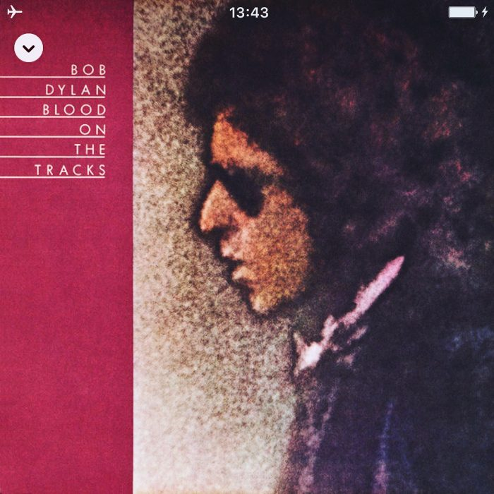 Bob Dylanとノーベル文学賞 – Simple Twist Of Fate (Columbia Records 1974)