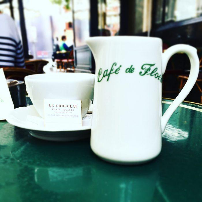 Café de Flore @ パリ