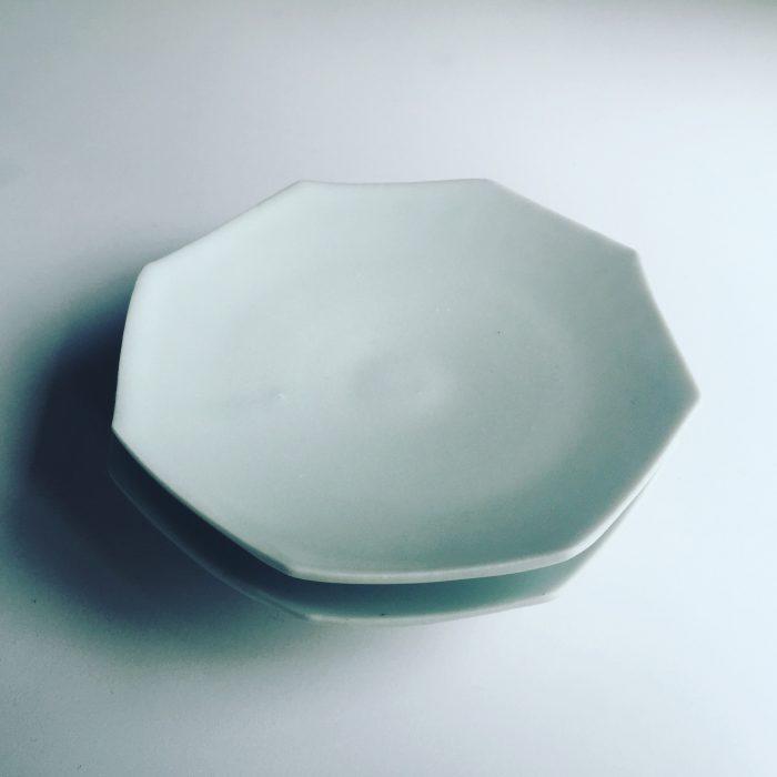 CIBONEでオクトゴナルの小皿 @ 青山
