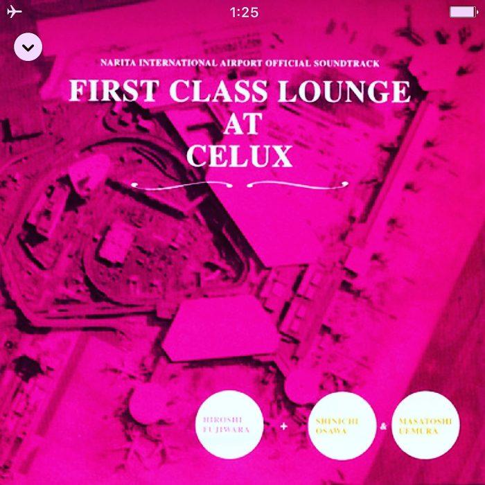 藤原ヒロシ / First Class Lounge At Celux (2006)