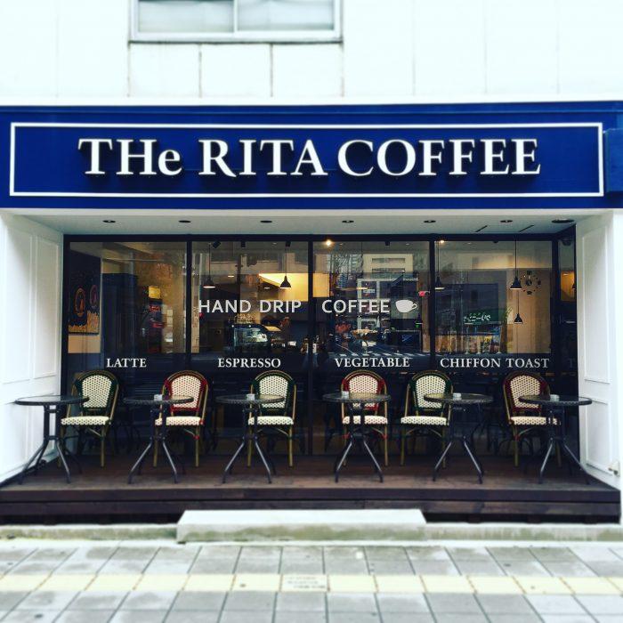 COEが飲める店 THe Rita coffee @ 桜川 大阪
