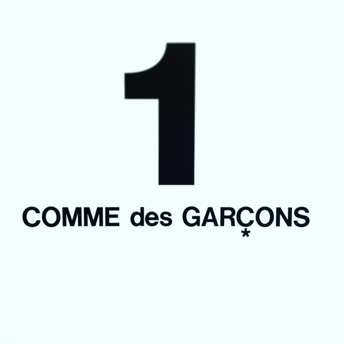 Postal from COMME des GARÇONS – Paul Thek –