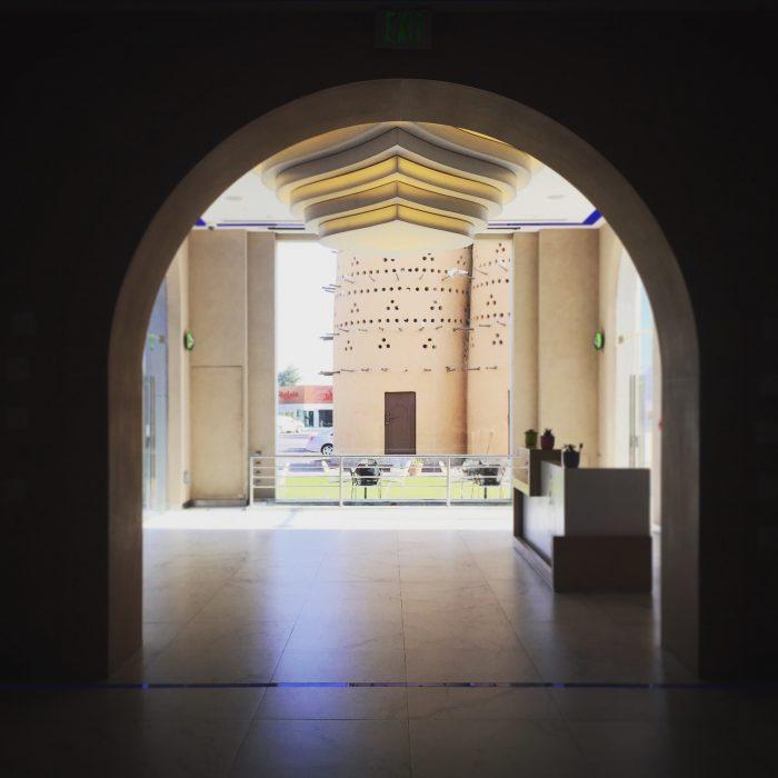 Al Jazeera Media Cafe @ ドーハ