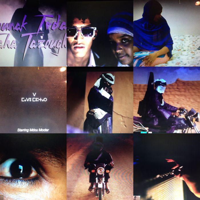 サハラ砂漠でPurple Rain 世界初のトゥアレグ語映画