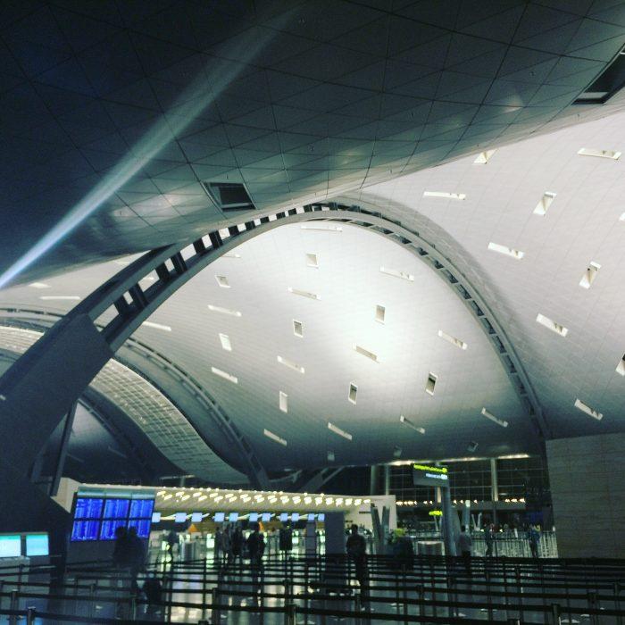 Skytrax社が選んだ五つ星空港 ハマド国際空港 @ ドーハ