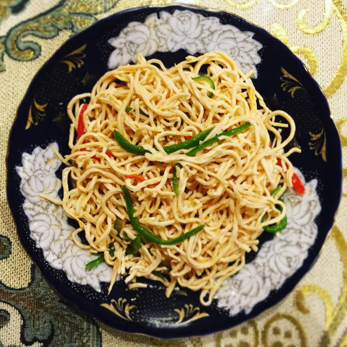 東京でウイグル料理 Silkroad Tarim @ 初台