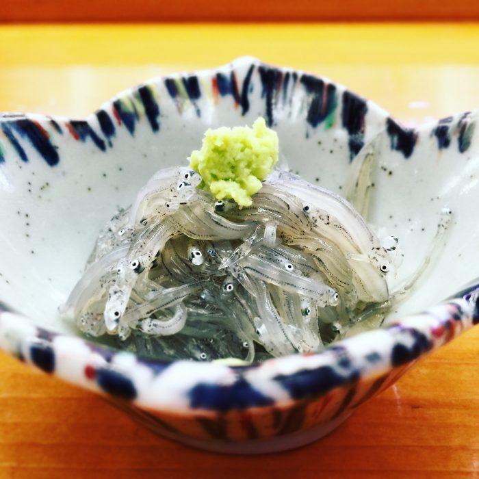 この店専用タンクの磯自慢が飲める寿司屋「松乃寿司」@ 焼津