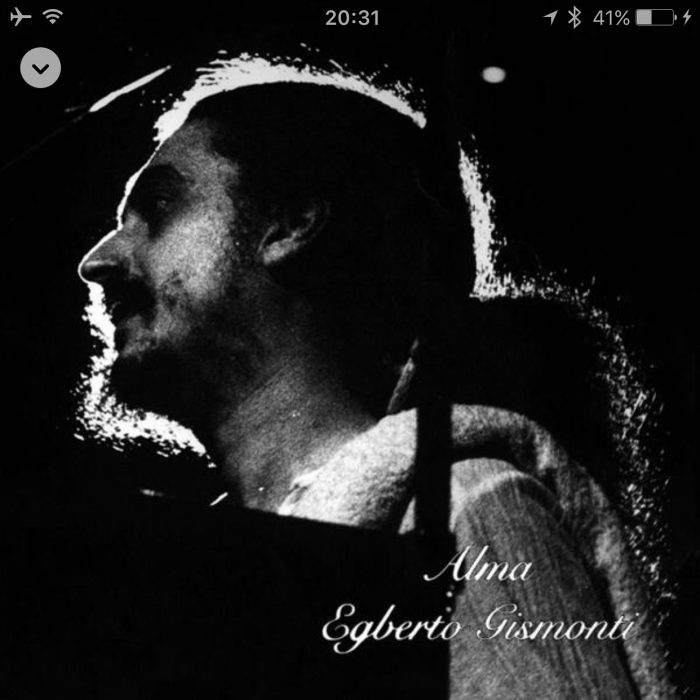 Gismonti版 The Köln Concert 〜 Egberto Gismonti / Alma (Carmo 1996)