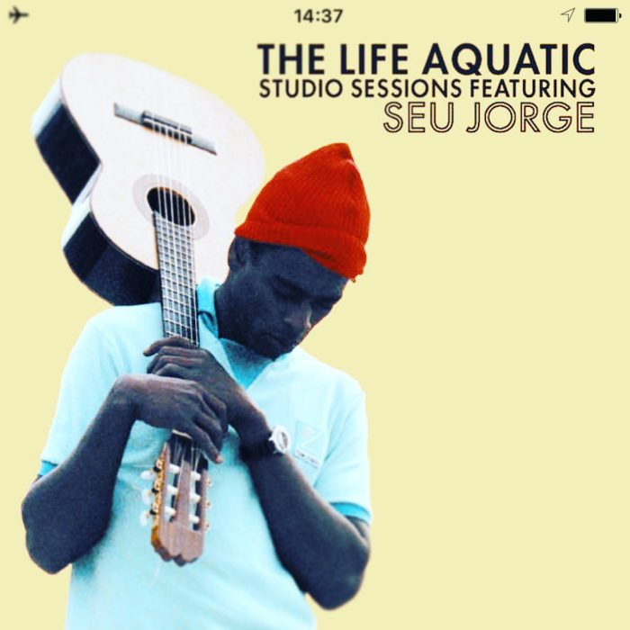 New level of beauty 〜 Seu Jorge / The Life Aquatic Studio Sessions (Hollywood Records 2005)