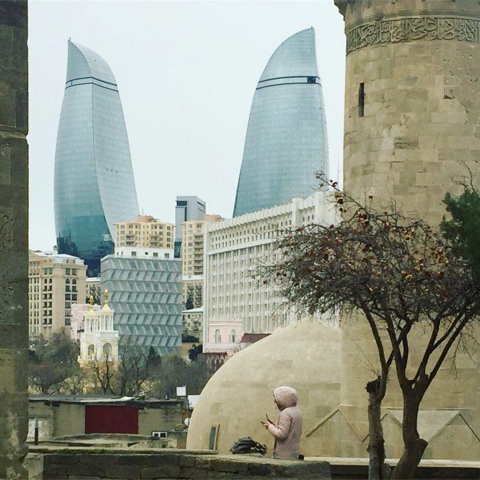 火の国 〜 アゼルバイジャンの光と影