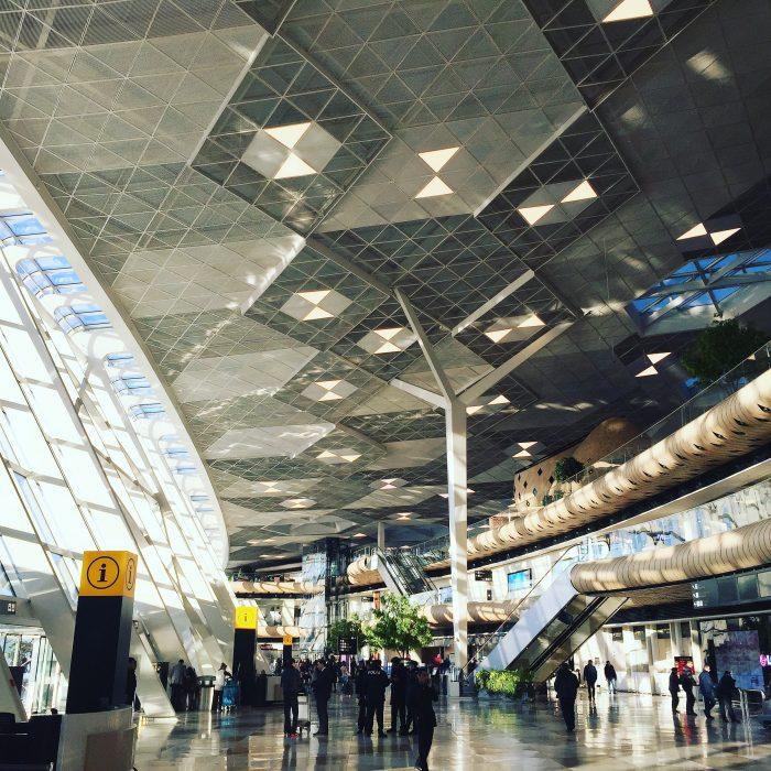 アゼルバイジャンのヘイダルアリエフ国際空港のラウンジ利用方法