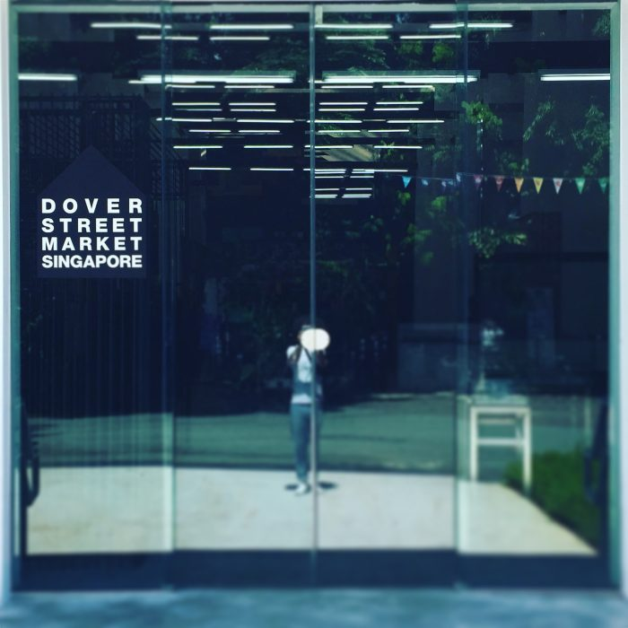 Dover Street Market Singapore 注目のDempsey Hillエリア 最新事情(3)
