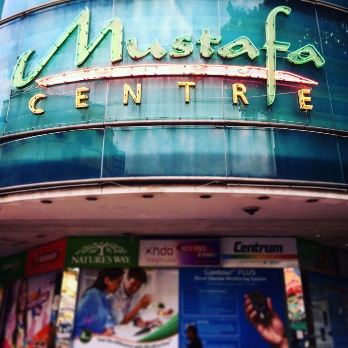 Little Indiaのドンキホーテ 24時間営業のMustafa Centreで土産購入