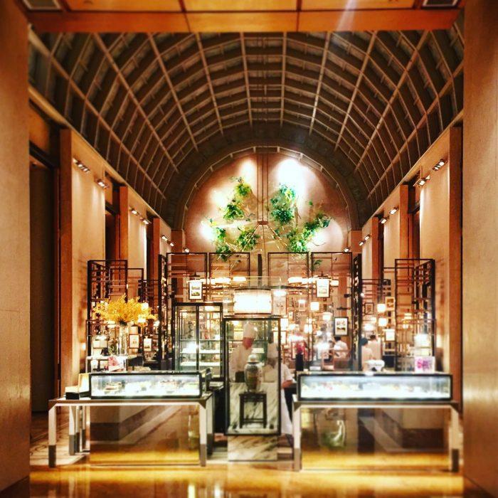 シンガポールの朝食 Colony @ The Ritz-Carlton Millenia Singapore
