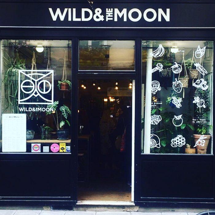Wild & The Moon 〜 北マレ地区のオーガニック Cafe & Deli