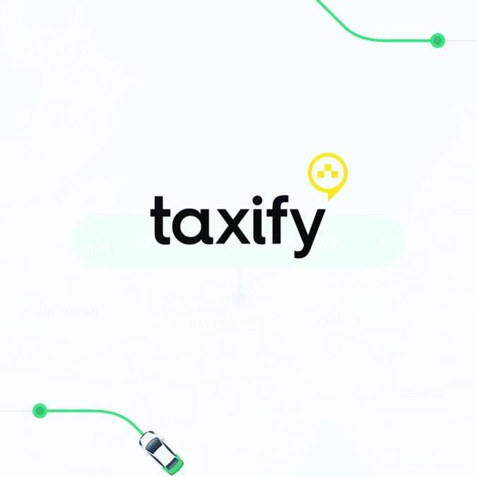 タクシー配車アプリ Taxify の利用方法 @ タリン