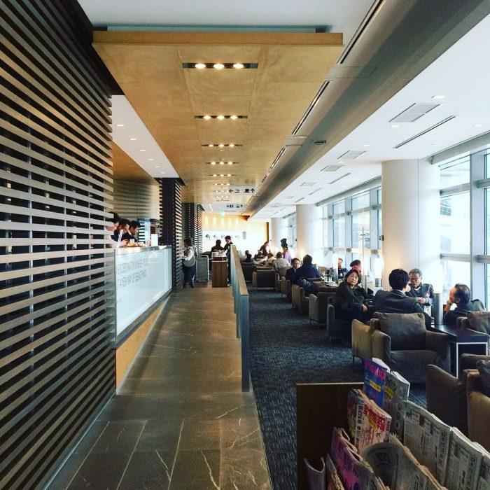 Star Alliance Lounge @ 中部国際空港セントレア