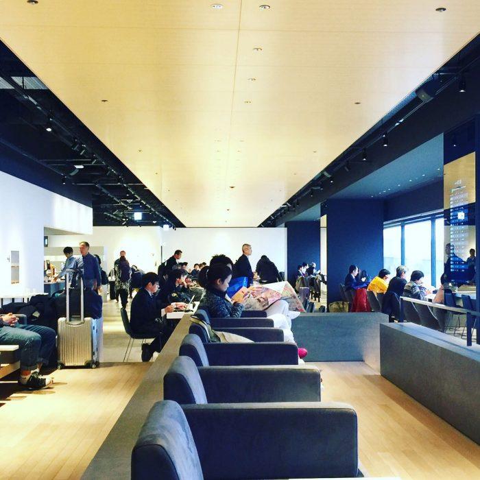 Power Lounge North @ 羽田国内線ターミナル1