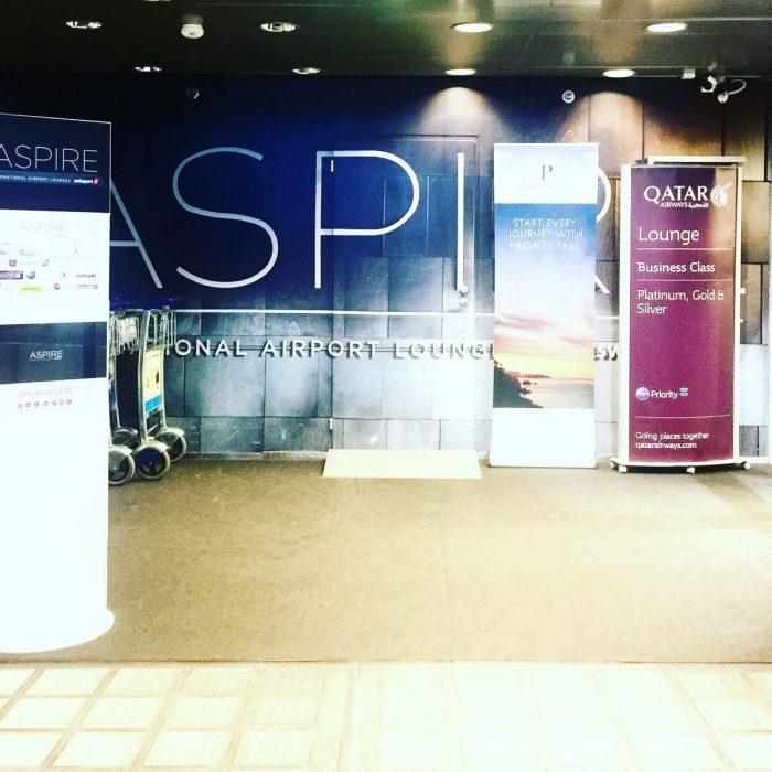 Aspire Lounge @ ヘルシンキ国際空港 ターミナル2