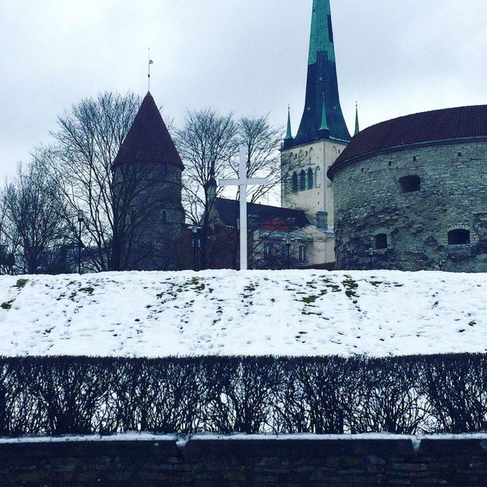 エストニアのアニミズム 'Maausk'