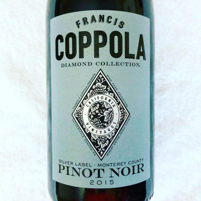 Francis Coppolaのワイン Pinot Noir 2015