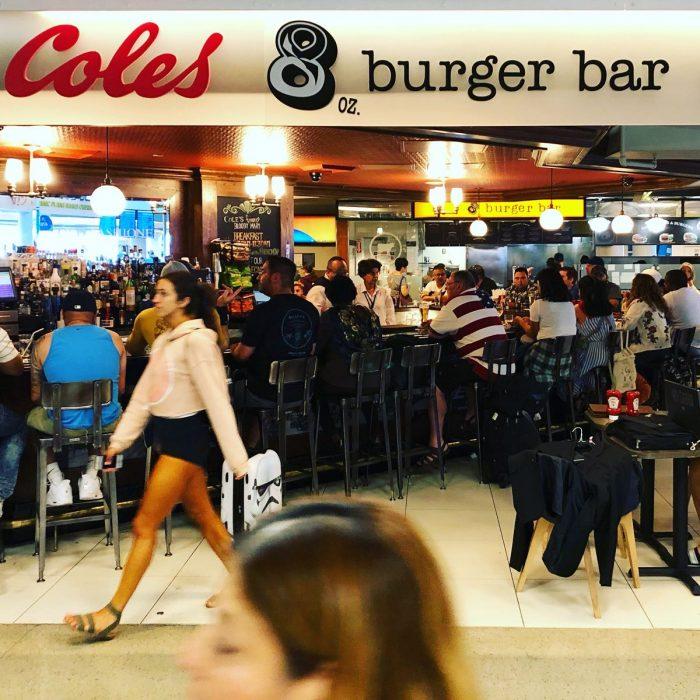 French Dip Sandwitchの老舗 Cole's @ ロサンゼルス国際空港 ターミナル4