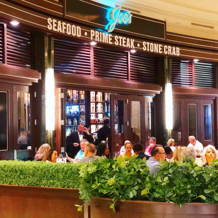 Joe's Seafood, Prime Steak & Stone Crab @  The Forum Shops at Caesars Palace ラスベガス