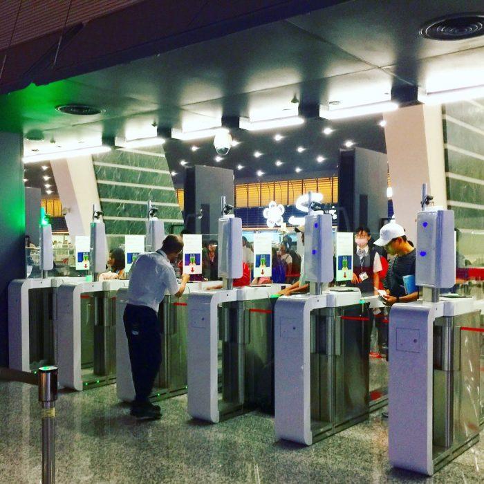 台湾桃園国際空港のラウンジ利用時の注意点