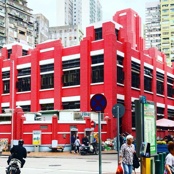 マカオの胃袋を支える紅街市 (Red Market)