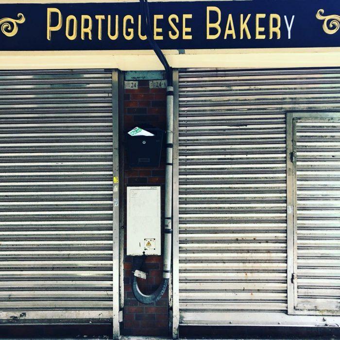 マカオで買うポルトガル式のパン Portuguese Bakery