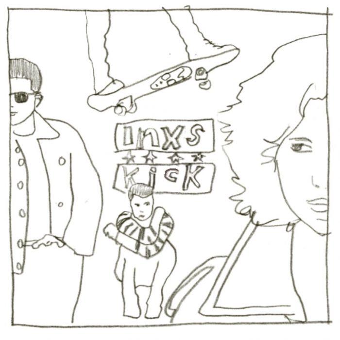 Beck Record Club covers INXS's Kick