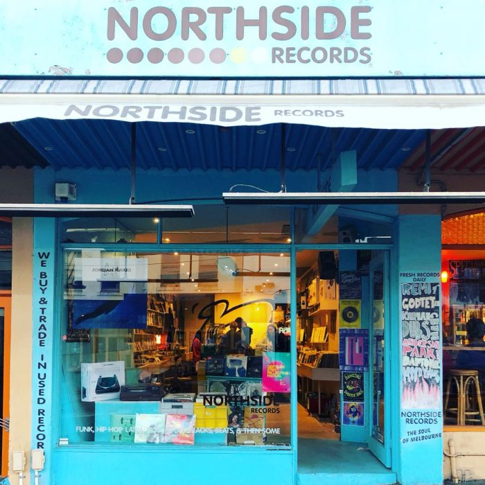 Gilles Petersonも訪問 Northside Records @ メルボルン