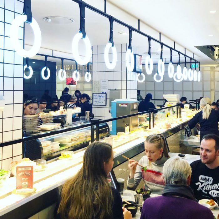 Tetsujin メルボルンで食べる寿司と日式焼肉