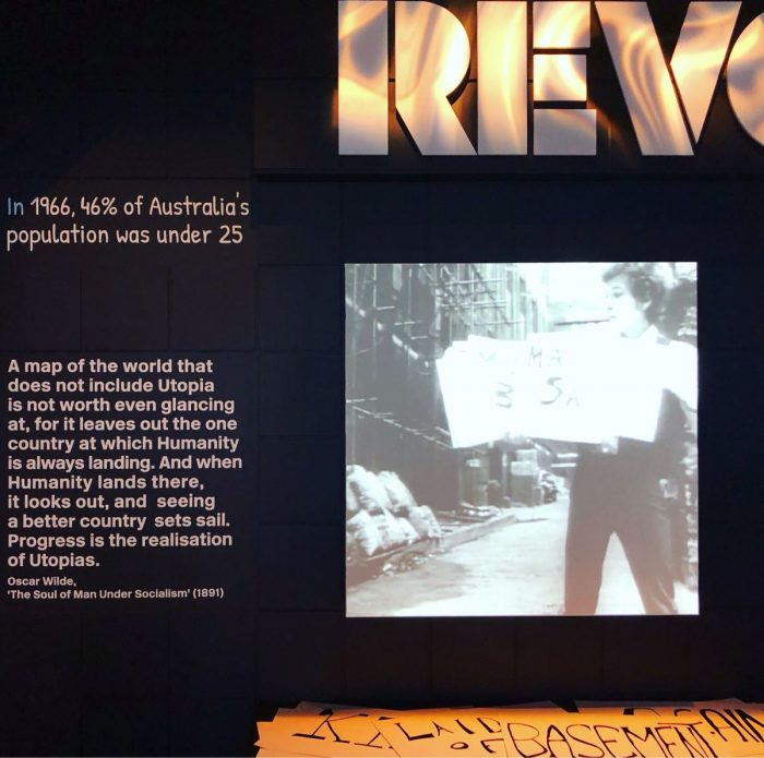 Revolutions: Records and Rebels @ メルボルン博物館
