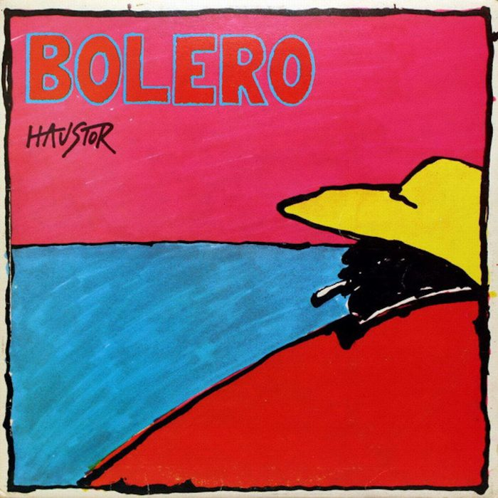 Croatian New Wave 〜 Bolero / Haustor (Jugoton 1985)