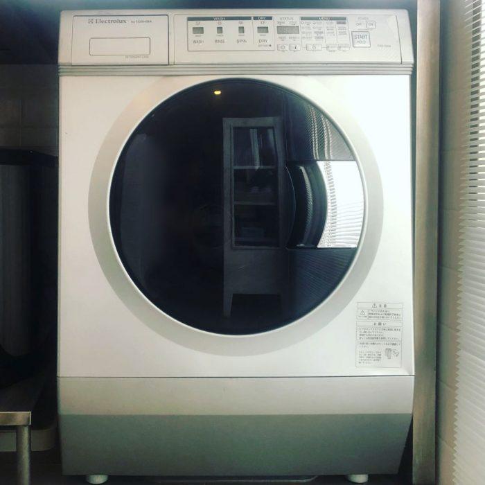 Electrolux by Toshiba 洗濯乾燥機の水漏れを自分で修理する方法