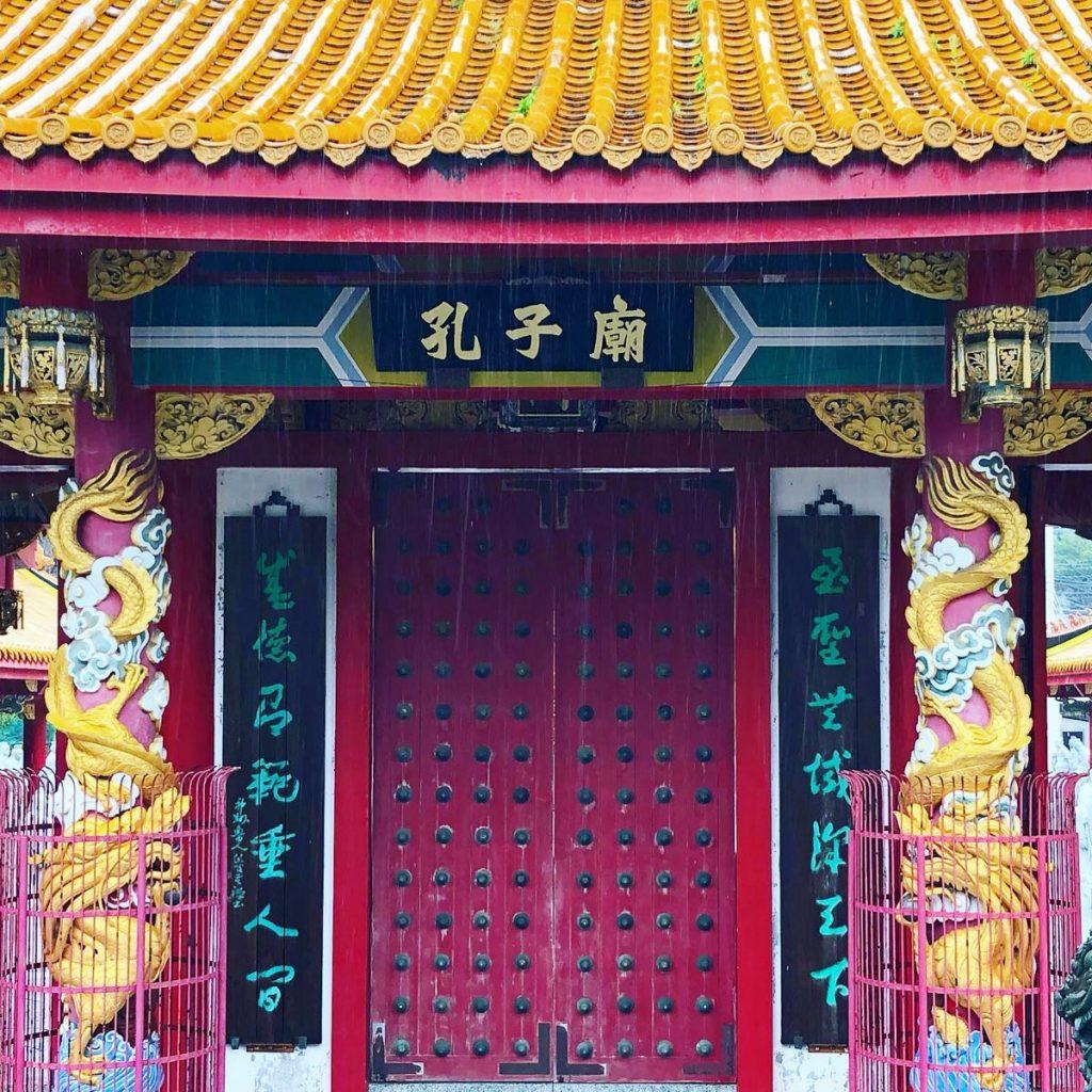 孔子廟・中国歴代博物館 @ 長崎